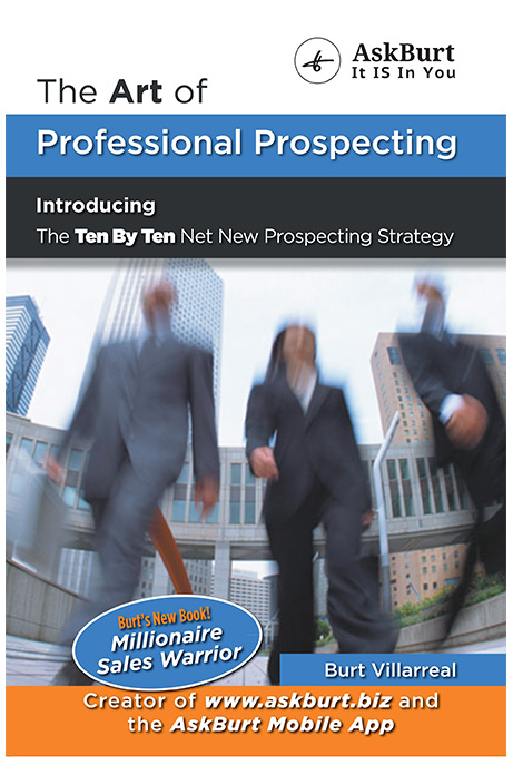 The Art of Professional Prospecting